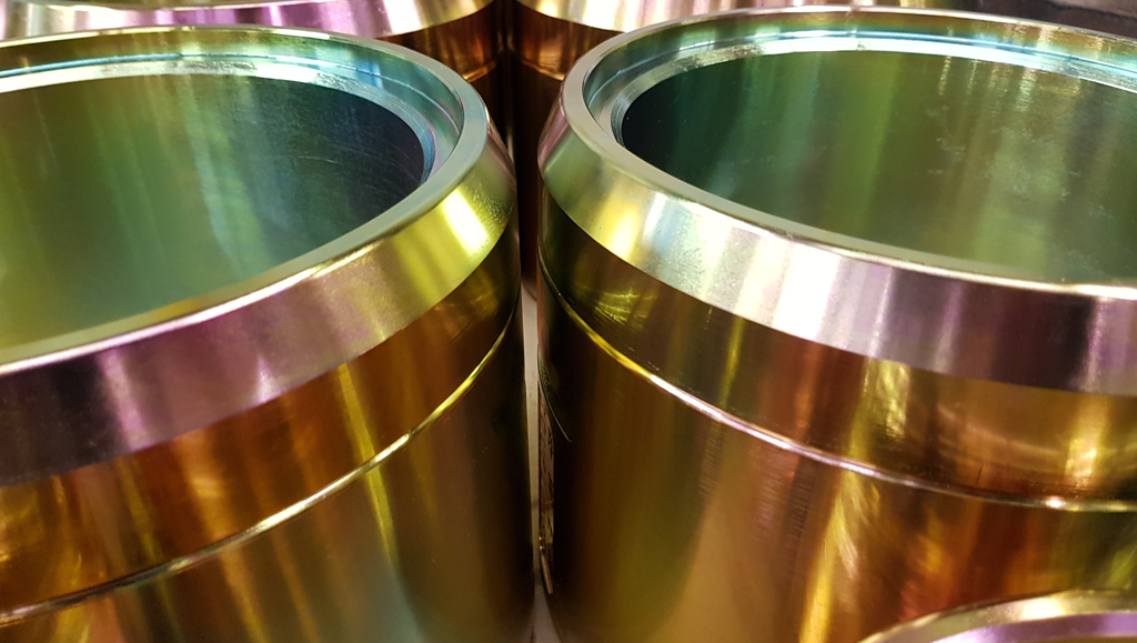 Zinc Plating | Moss Metal Finishing